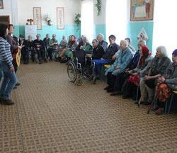 Дома престарелых г караганда чем занимается социальный работник в доме престарелых
