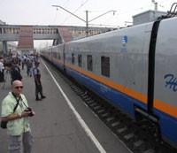 """АО  """"Пассажирские перевозки """" в текущем году планирует закупить 220 новых пассажирских вагонов.  13.03 15:52."""