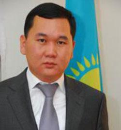 Начальник Управления пассажирского транспорта и автомобильных дорог города Астаны Рашид Аманжулов