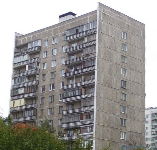 Фото домов блочных