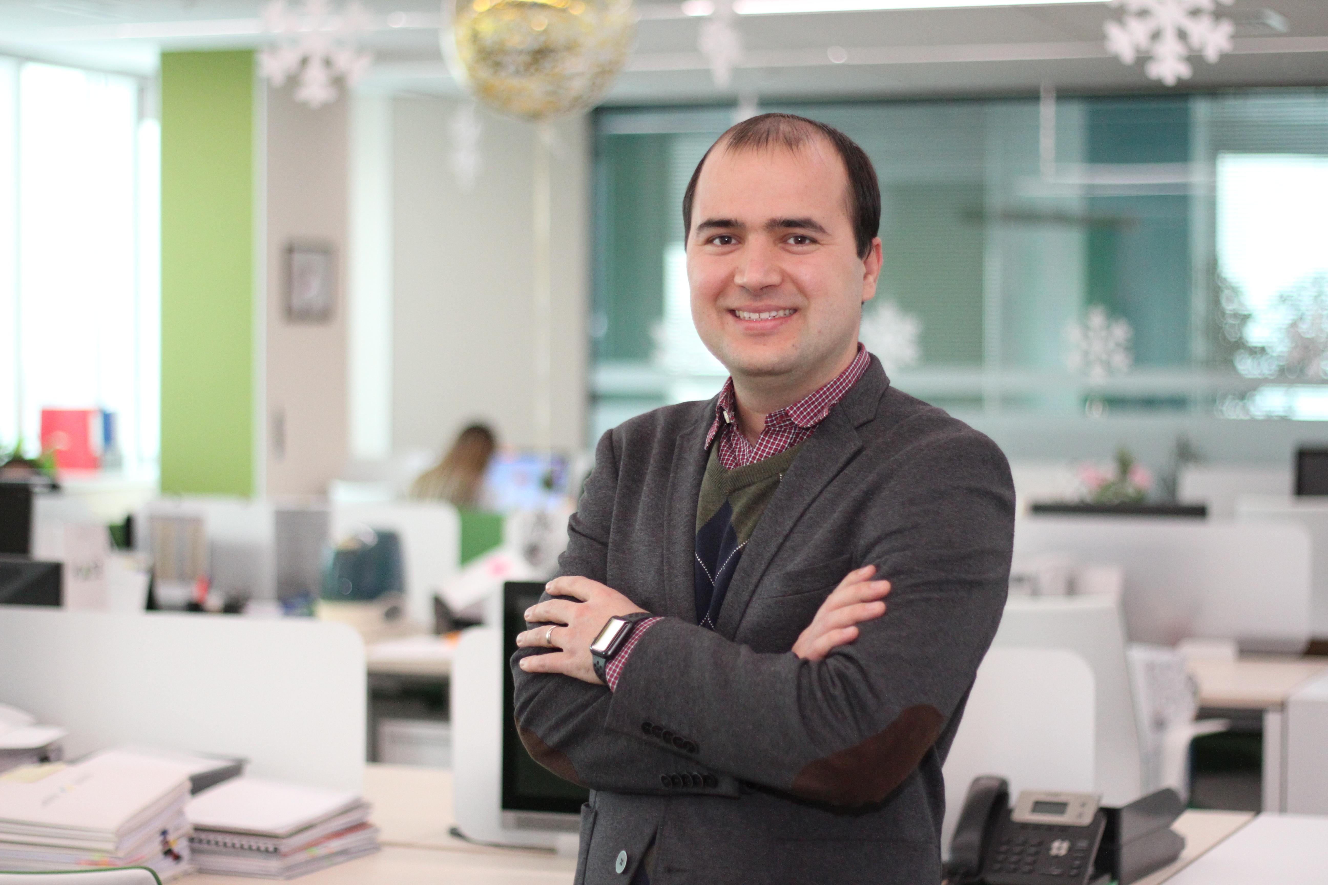 Ведущий аналитик АФК Рамазан Досов