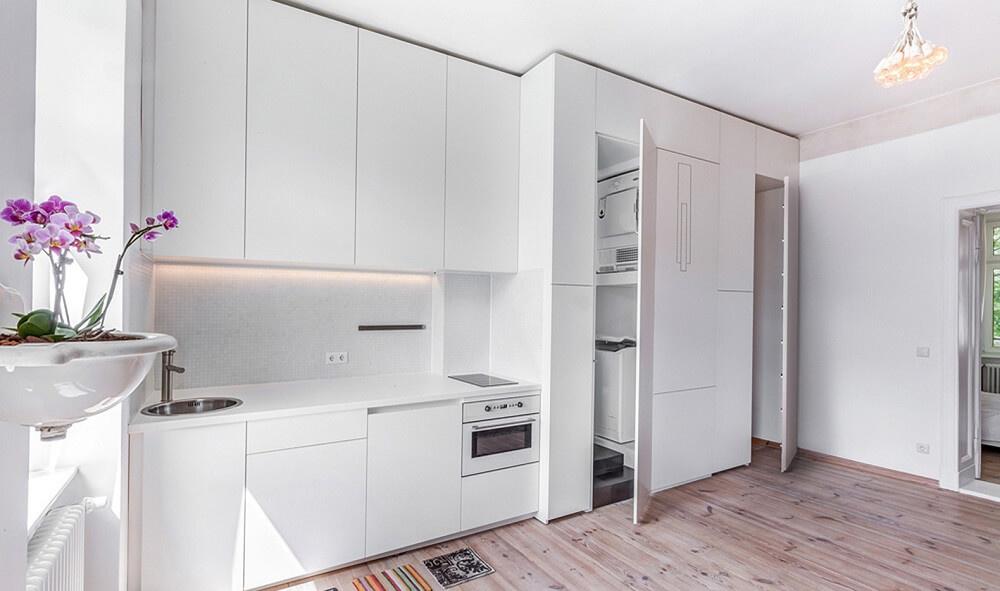 Некоторые застройщики предлагают квартиры с мебелью