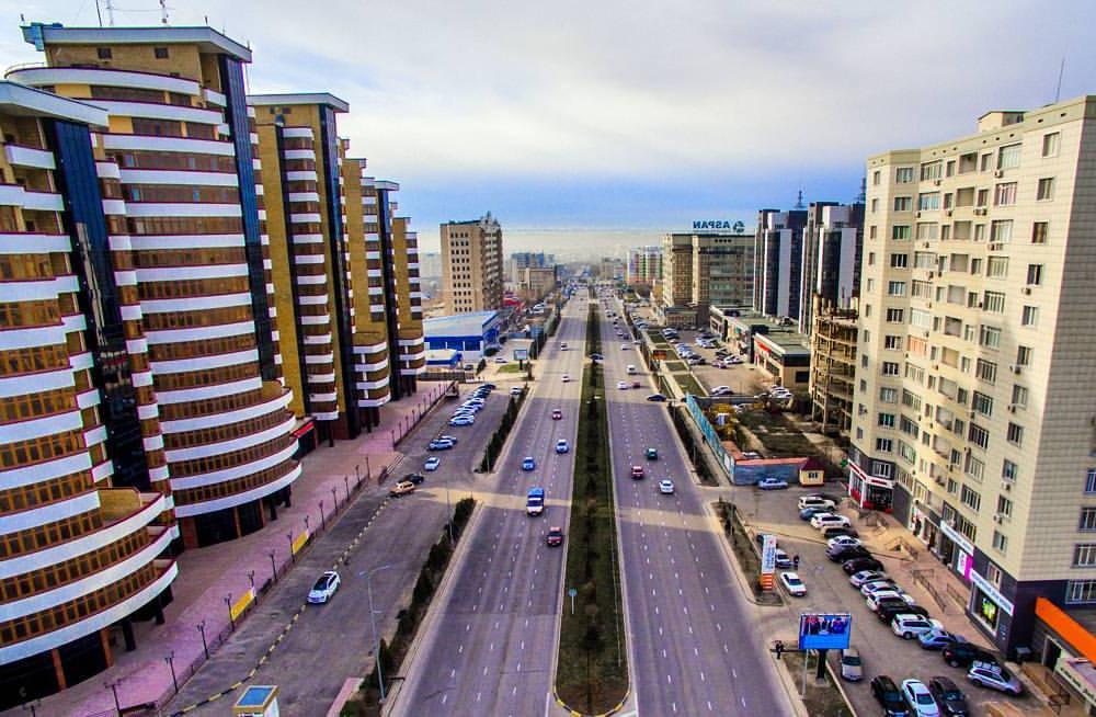 Шымкент - один из трех городов, где строят жилье для молодежи