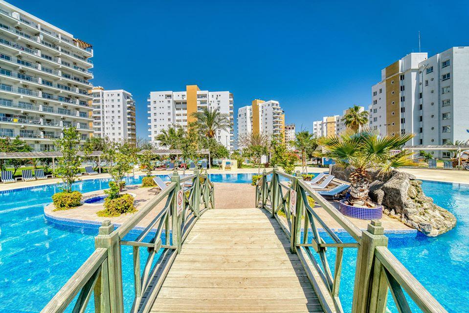 Цены недвижимости на Северном Кипре довольно доступные