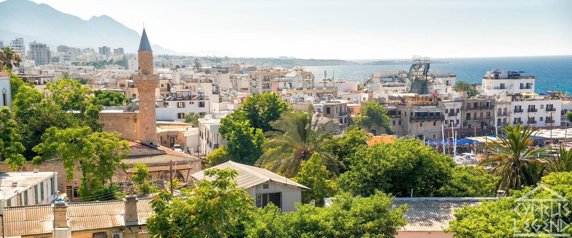 На Северном Кипре 320 солнечных дней в году